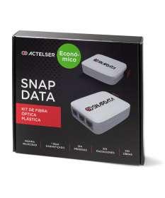 Snap Data Plastic Optical...